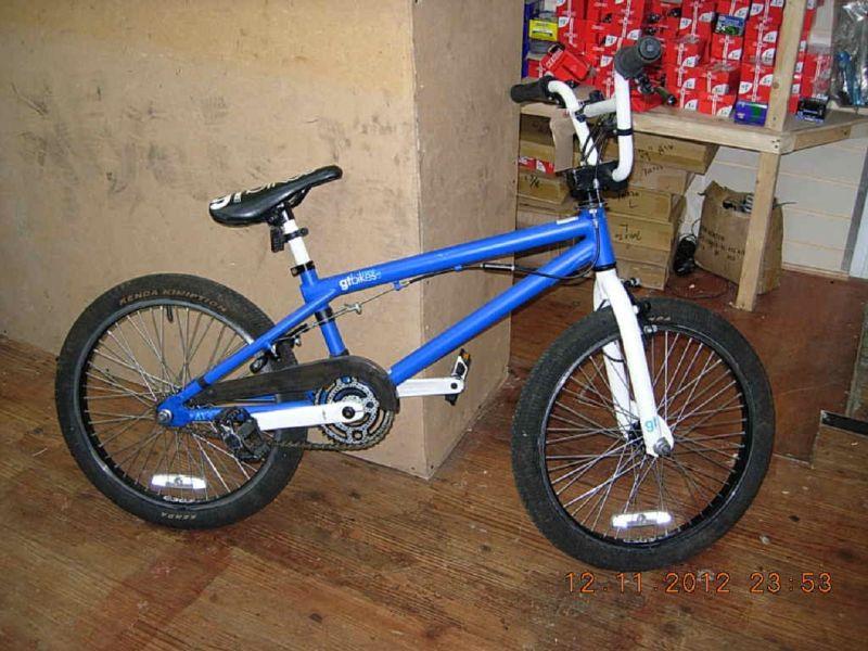 Our Bikes - Secondhand Bikes - BMX - Gt BMX - Camden Cycle | Second