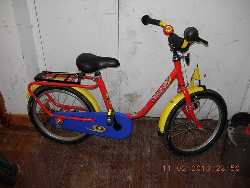 Our Bikes Secondhand Bikes Kids Bikes Puky Bike