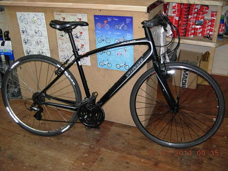 Our Bikes - Secondhand Bikes - Hybrid Bikes - Specialized