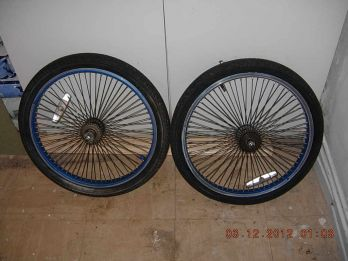 Secondhand Wheels