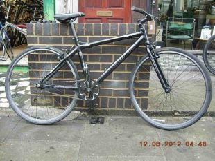Our Bikes - Secondhand Bikes - Single Speed Bikes - Carrera