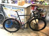 Black Fixy SINGLE SPEED
