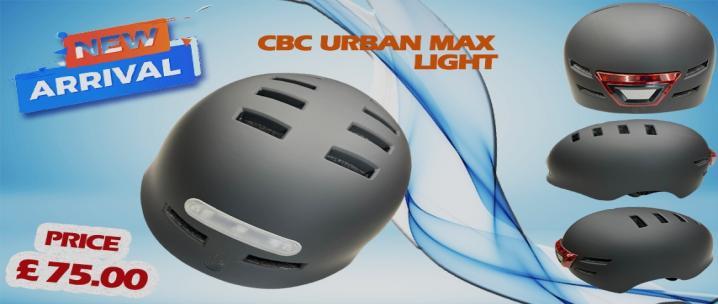 CBC Urban Max LED Light