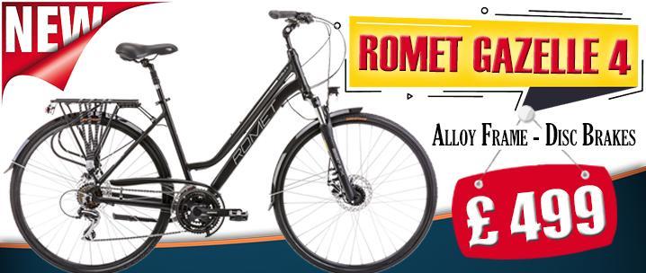 ROMET GAZELLE 4 2020
